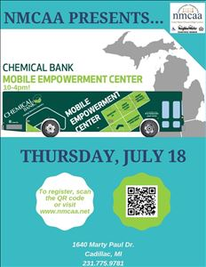 Chemical Bank's Mobile Empowerment Center