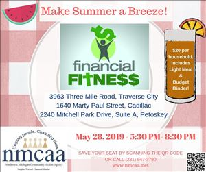 Get Financial Fit with NMCAA!