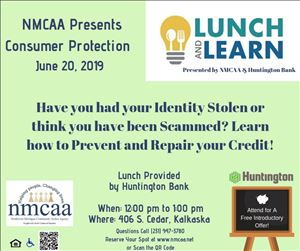 Lunch & Learn with NMCAA