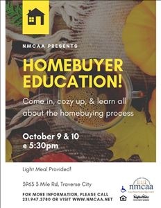 Join us for Homebuyer Education