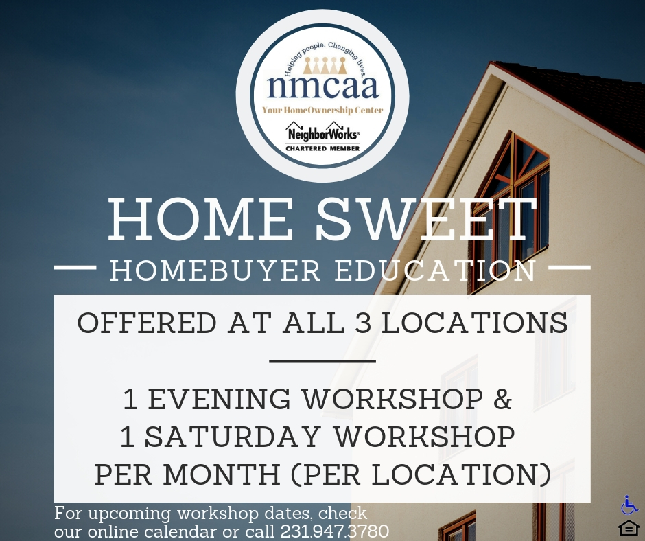 Click Here to Register for Homebuyer Education!